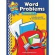 Teacher Created Resources® Practice Makes Perfect Series Word Problems Book, Grades 3rd