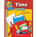 Teacher Created Resources® Practice Makes Perfect Series Time Grades Book, Grades 1st - 2nd