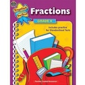 Teacher Created Resources® Practice Makes Perfect Series Fractions Book, Grades 4th