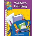 Teacher Created Resources® Practice Makes Perfect Modern Printing Book, Grades Kindergarten - 2nd