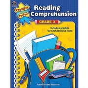 Teacher Created Resources® Practice Makes Perfect Reading Comprehension Book, Grades 3rd