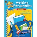 Teacher Created Resources® Practice Makes Perfect Writing Paragraphs Book, Grades 5th