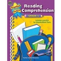 Teacher Created Resources® Practice Makes Perfect Reading Comprehension Book, Grades 5th