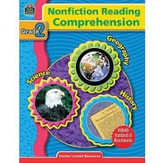 Teacher Created Resources® Nonfiction Reading Comprehension Book, Grades 2nd
