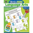 Teacher Created Resources Cut and Paste Language Arts Book, Grades 1st - 3rd