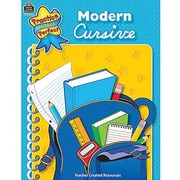 Teacher Created Resources® Practice Makes Perfect Modern Cursive Book, Grades 1st - 4th