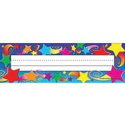 Teacher Created Resources® Infant - 6th Grades Name Plate, Stars