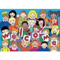 Teacher Created Resources® Kids Welcome Postcard