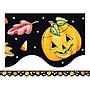 Teacher Created Resources Scalloped Border Trim, Halloween