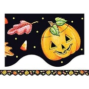 Teacher Created Resources® Scalloped Border Trim, Halloween