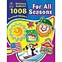Teacher Created Resources® Stickers Book, For All Seasons
