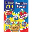 Teacher Created Resources® Stickers Book, Positive Power