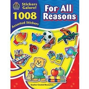 Teacher Created Resources® Stickers Book, For All Reasons