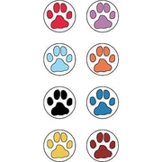 Teacher Created Resources® Mini Stickers, Puppy Paw Prints