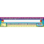 Teacher Created Resources® 2nd - 6th Grades Name Plate, Cursive Writing Super Jumbo