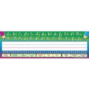 Teacher Created Resources® 2nd - 6th Grades Name Plate, Cursive Writing