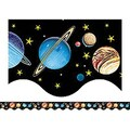 Teacher Created Resources® 1st - 8th Grades Scalloped Bulletin Border Trim, Solar System