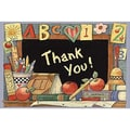 Teacher Created Resources® Susan Winget Thank You Postcard