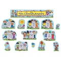 Teacher Created Resources® Bulletin Board Display Set, Children's Ten Commandments