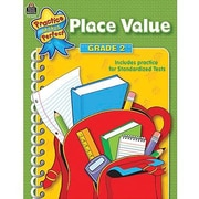 Teacher Created Resources® Practice Makes Perfect Series Place Value Book, Grades 2nd