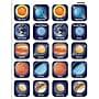 Teacher Created Resources Stickers, Planets