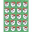 Teacher Created Resources® Stickers, Santa