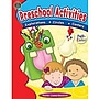 Teacher Created Resources Pre School Activities Book