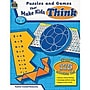 Teacher Created Resources® Puzzles and Games Make Kid's