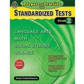 Teacher Created Resources® Prepare and Practice For Standardized Tests Book, Grades 2nd
