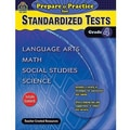 Teacher Created Resources® Prepare and Practice For Standardized Tests Book, Grades 4th