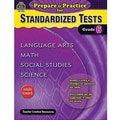 Teacher Created Resources® Prepare and Practice For Standardized Tests Book, Grades 6th