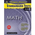 Teacher Created Resources® Prepare and Practice For Standardized Tests Book (Math), Grades 8th