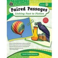 Teacher Created Resources® Paired Passages Linking Fact To Fiction Book, Grades 3rd