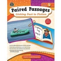 Teacher Created Resources® Paired Passages Linking Fact To Fiction Book, Grades 5th