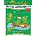 Teacher Created Resources® Word Family Stories Book For Reading Comprehension, Grades 1st - 2nd