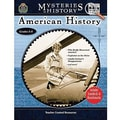 Teacher Created Resources® Mysteries In History American History Book, Grades 5th - 8th
