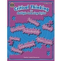 Teacher Created Resources® Critical Thinking For Multiple Learning Styles Book, Grades 4th - 8th