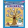 Teacher Created Resources® Seasonal Activities Book, Winter