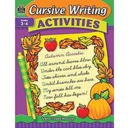 Teacher Created Resources® Cursive Writing Activities Book, Grades 3 - 4th