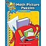 Teacher Created Resources® Math Picture Puzzles Book, Grades