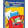 Teacher Created Resources® Math Picture Puzzles Book, Grades 2nd
