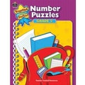 Teacher Created Resources® Practice Makes Perfect Series Number Puzzles Book, Grades 5th