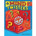 Teacher Created Resources® Mind Twisters Book, Grades 3rd