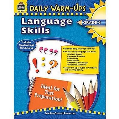 Teacher Created Resources® Language Skills Book, Grades 2nd