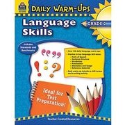 Teacher Created Resources® Language Skills Book, Grades 2nd