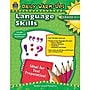 Teacher Created Resources Language Skills Book, Grades 4th