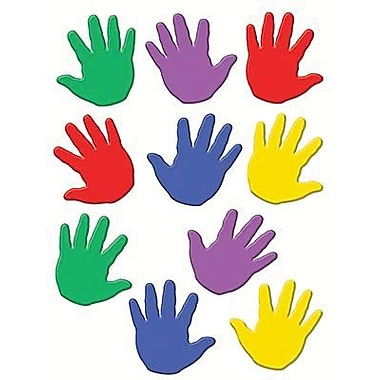 Teacher Created Resources® Toddler - 6th Grades Accents, Handprints