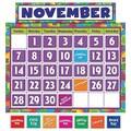 Teacher Created Resources® Bulletin Board Set, Abstract Calendar