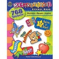 Teacher Created Resources® Stickers Book, Motivational