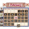 Teacher Created Resources® Bulletin Board Set, Susan Winget School Time Calendar